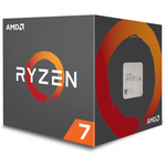 AMD Ryzen 7 2700X [YD270XBGAFBOX] (Socket AM4 3.7GHz TDP105W)