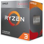 AMD Ryzen 3 3200G [YD3200C5FHBOX] (Socket AM4 3.6GHz TDP 65W)