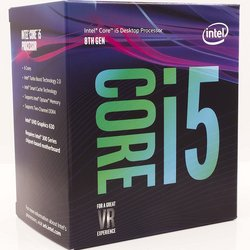 Intel Core i5 8500 BOX (LGA1151 3.00GHz 9MB 65W) [BX80684I58500] CoffeeLake