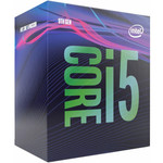 Intel Core i5 9400 BOX (LGA1151 2.90GHz 9MB 65W) [BX80684I59400] CoffeeLake-Ref