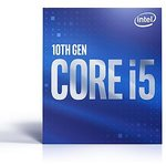 Intel Core i5 10400 BOX(LGA1200 2.90GHz 12MB 65W)