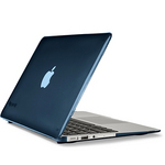 Speck SPK-A2194 for MacBook Air 11 SeeThru (Harbor Blue)]