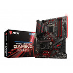MSI MPG Z390 GAMING PLUS (ATX LGA1151 Intel Z390 DDR4)