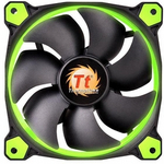 Thermaltake Riing 12 - Green LED CL-F038-PL12GR-A (12cm 1500rpm)