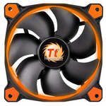 Thermaltake Riing 14 - Orange LED CL-F039-PL14OR-A (14cm 1400rpm)