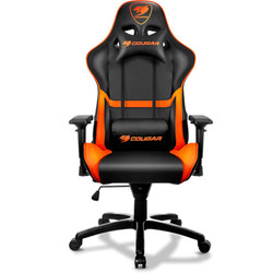 COUGAR ARMOR Black Gaming Chair CGR-NXNB-GC1 [オレンジ]