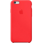 Apple MGQH2FE/A [(PRODUCT) RED] (iPhone 6用シリコンケース)