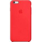 Apple シリコンケース MGRG2FE/A [(PRODUCT) RED] for iPhone 6 Plus