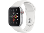 Apple Watch Series 5 GPS+Cellularモデル 40mm MWX12J/A [ホワイトスポーツバンド]