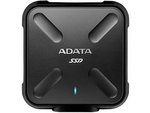 ADATA Durable SD700 External ASD700-256GU3-CBK [ブラック] (USB3.1 Gen1対応 256GB)