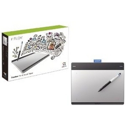 Intuos pen & touch medium CTH-680/S0 [�V���o�[&�u���b�N]