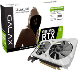 玄人志向 GALAKURO GK-RTX2060-E6GB/MINI (PCIExp GeForce RTX 2060 6GB)